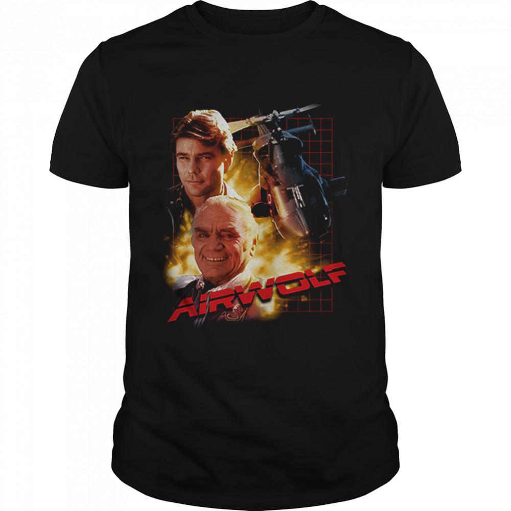 Airwolf T-Shirt