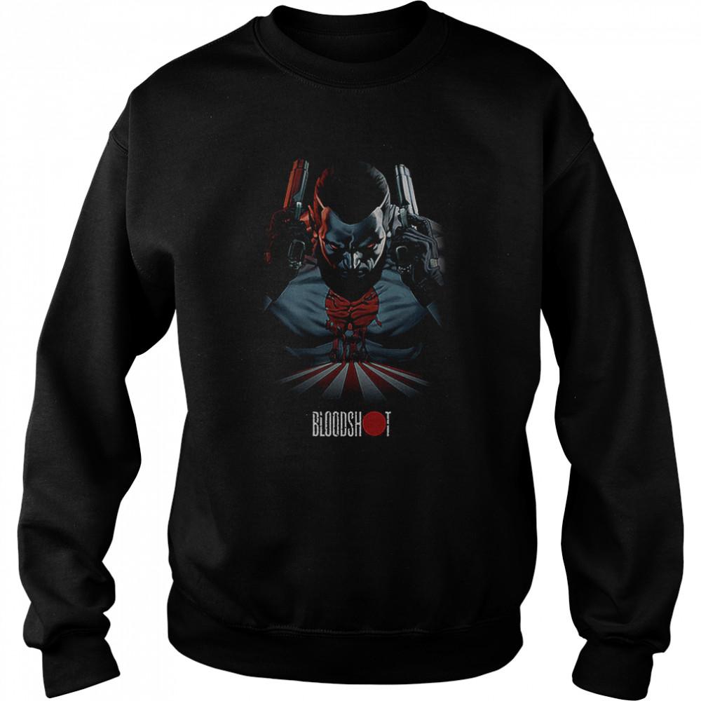 Bloodshot T- Unisex Sweatshirt