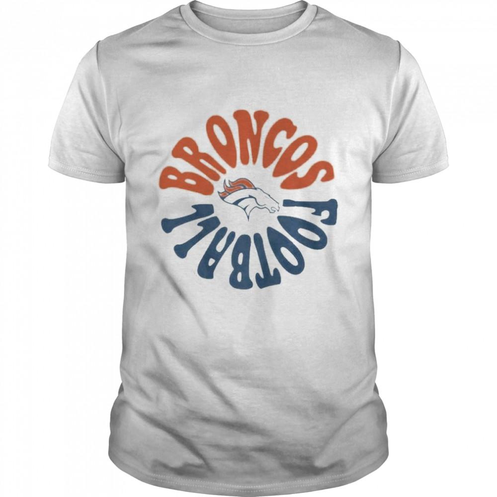 Denver Broncos football shirt